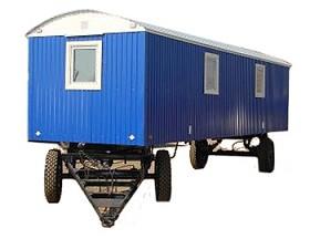 Жилой вагончик купить (фотография)